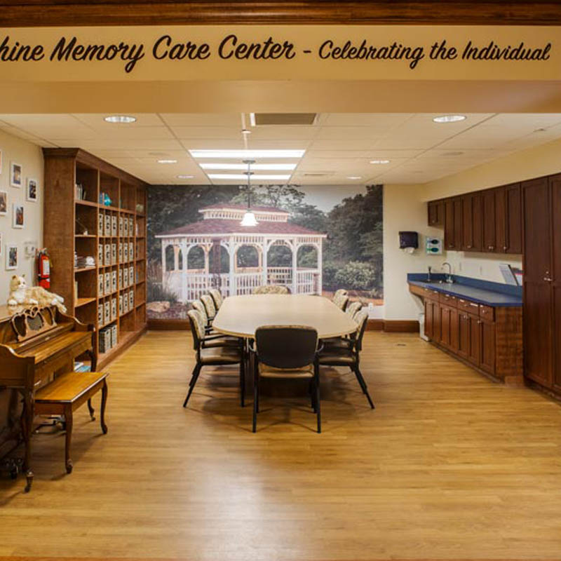 josephine memory care center at 10 wilmington place