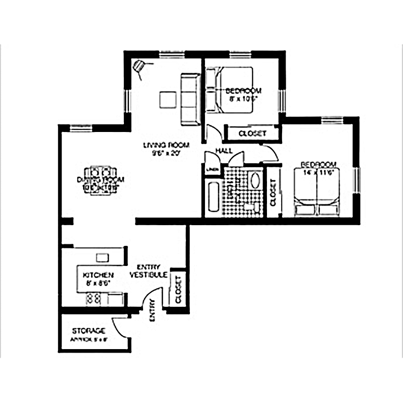 The-2-bedroom-floorplan-at-10-Wilmington-Place_800x800