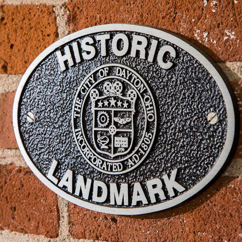 historic landmark at 10 wilmington place