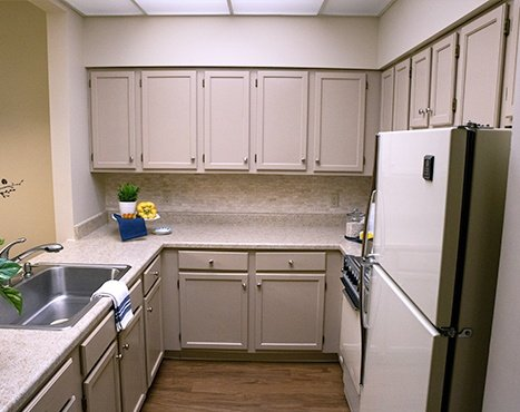 10 Wilmington Place Independent Living - Kitchen Image