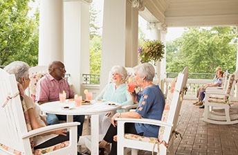 10 Wilmington Place outdoor porches