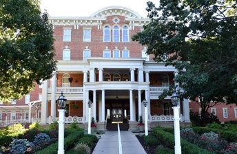 10 Wilmington Place front entrance