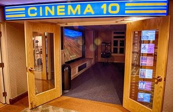 Cinemas at 10 Wilmington Place