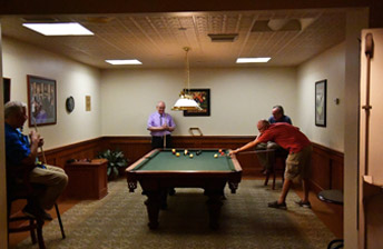 enjoy games like Billiards at 10 Wilmington Place