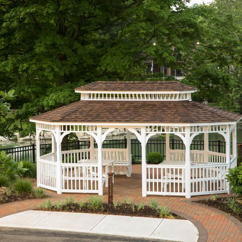 gazebo at 10 wilmington place
